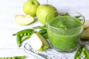 les jus de légumes verts permettent de reminéraliser le corps durant le jeûne