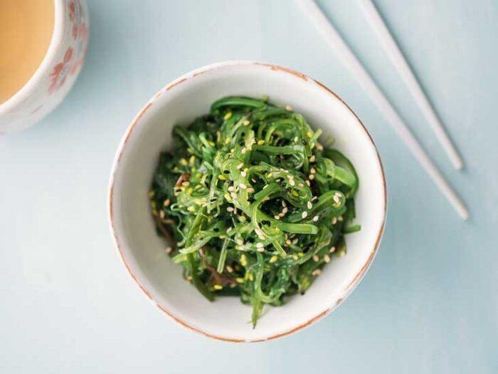 RECETTE : tartare d'algues